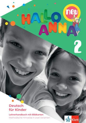 Cover Hallo Anna 2 neu 978-3-12-600065-9 Deutsch als Fremdsprache (DaF),Deutsch als Zweitsprache (DaZ)