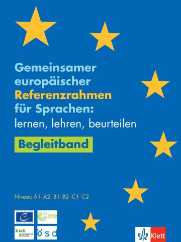 Cover Gemeinsamer europäischer Referenzrahmen für Sprachen 978-3-12-676999-0 Sprachübergreifend