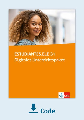 Cover Estudiantes.ELE B1 - Digitales Unterrichtspaket NP00851508701 Spanisch