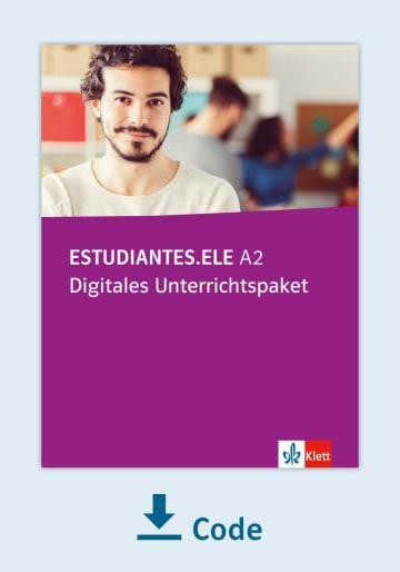 Cover Estudiantes.ELE A2 - Digitales Unterrichtspaket NP00851508301 Spanisch
