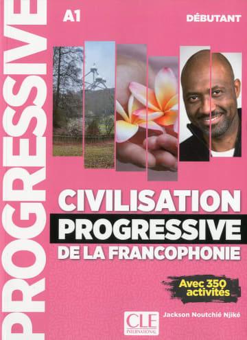Cover Civilisation progressive de la francophonie 978-3-12-530043-9 Französisch