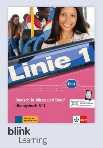 Cover Linie 1 B1.1 - Digitale Ausgabe mit LMS NP00860709002 Deutsch als Fremdsprache (DaF)