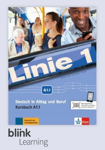 Cover Linie 1 A1.1 (Half Edition) NP00860705001 Deutsch als Fremdsprache (DaF)