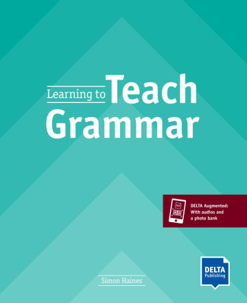 Cover Learning to Teach Grammar 978-3-12-501628-6 Englisch