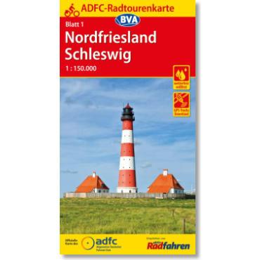 Blatt 01 Nordfriesland/Schleswig