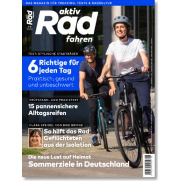 aktiv Radfahren 7-8/2020