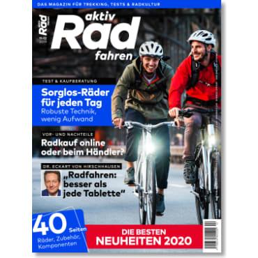 aktiv Radfahren 11-12/2019