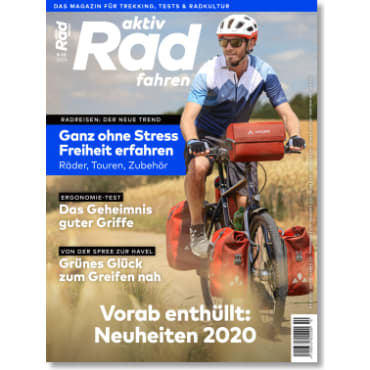 aktiv Radfahren 9-10/2019