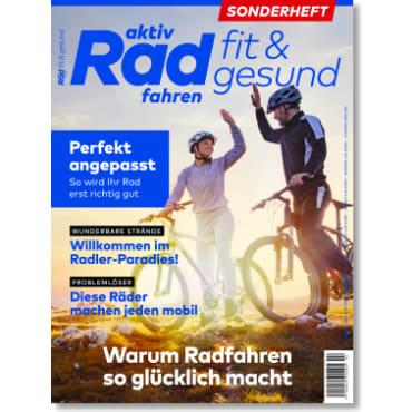 aktiv Radfahren fit & gesund 2019