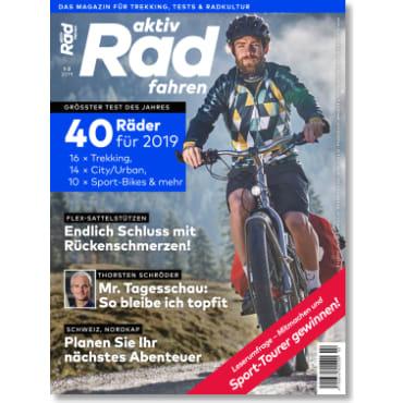 aktiv Radfahren 1-2/2019