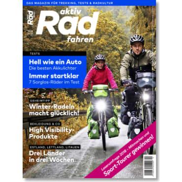 aktiv Radfahren 11-12/2018