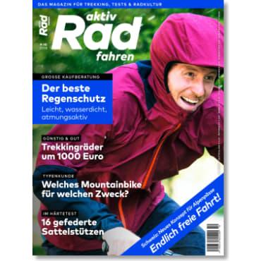 aktiv Radfahren 9-10/2018