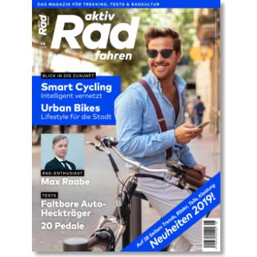 aktiv Radfahren 7-8/2018