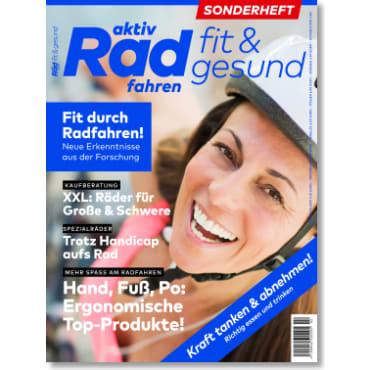 aktiv Radfahren fit & gesund 2018