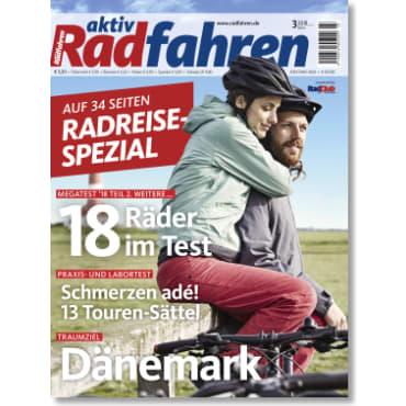 aktiv Radfahren 3/2018