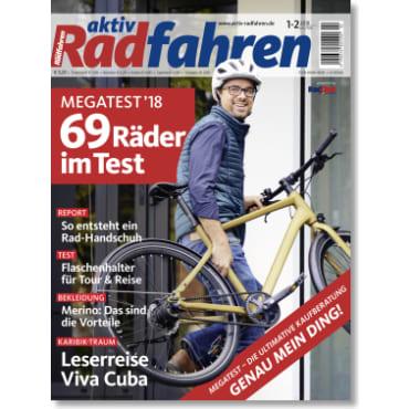 aktiv Radfahren 1-2/2018