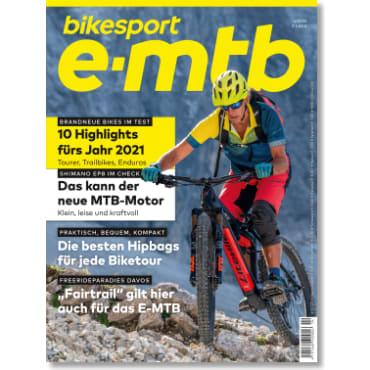 bikesport e-mtb 4/2020