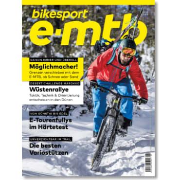 bikesport e-mtb 1/2019