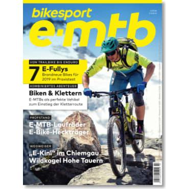bikesport e-mtb 3/2018