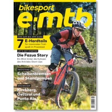 bikesport e-mtb 2/2018
