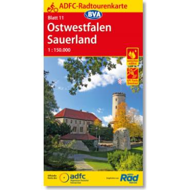 Blatt 11 Ostwestfalen/Sauerland