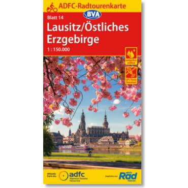 Blatt 14 Lausitz/Östliches Erzgebirge