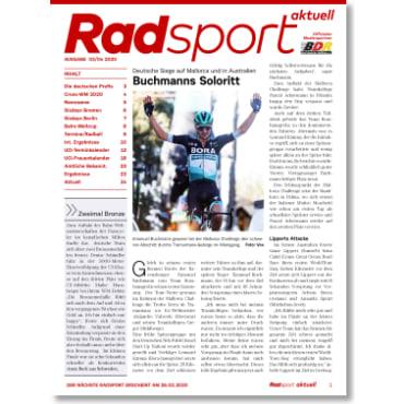 Radsport 3-4/2020