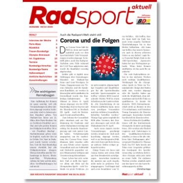 Radsport 9-10/2020