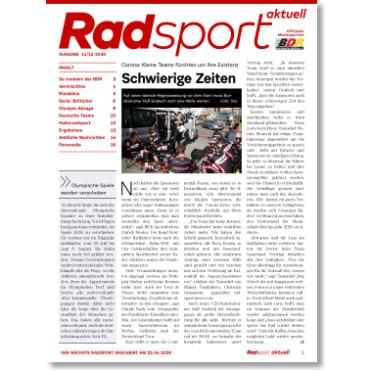 Radsport 11-12/2020