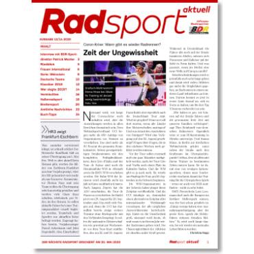 Radsport 13-14/2020