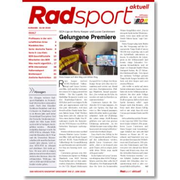 Radsport 15-18/2020