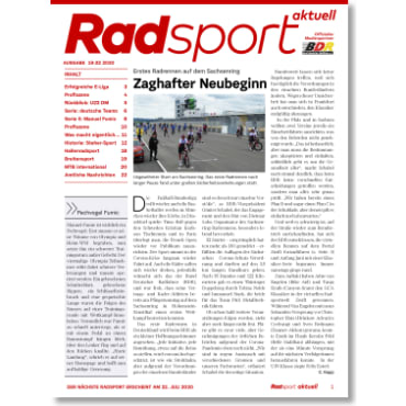 Radsport 19-22/2020