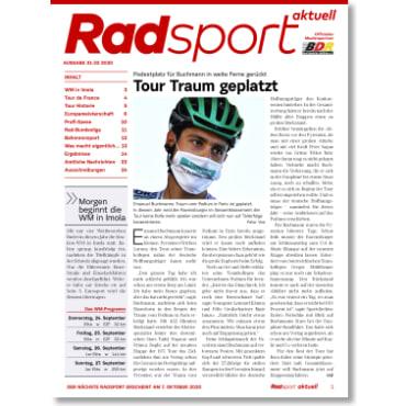Radsport 31-32/2020