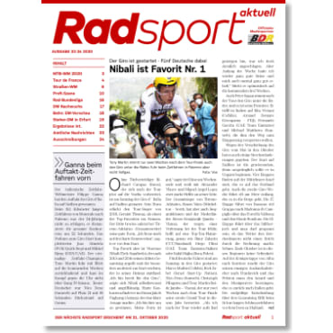 Radsport 33-34/2020