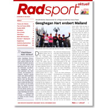 Radsport 37-38/2020