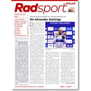 Radsport 39-40/2020