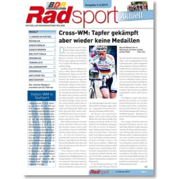 Radsport 3-4/2019