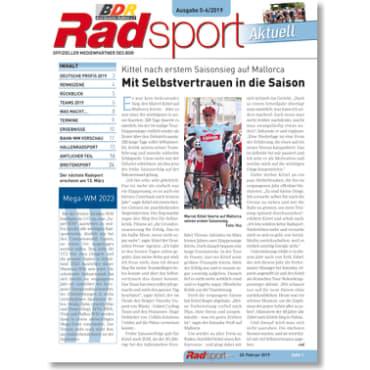 Radsport 5-6/2019
