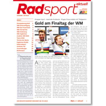 Radsport 7-8/2019