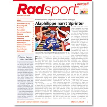 Radsport 9-10/2019