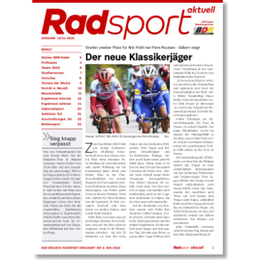 Radsport 13-14/2019