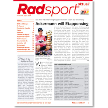 Radsport 15-16/2019