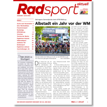 Radsport 17-18/2019