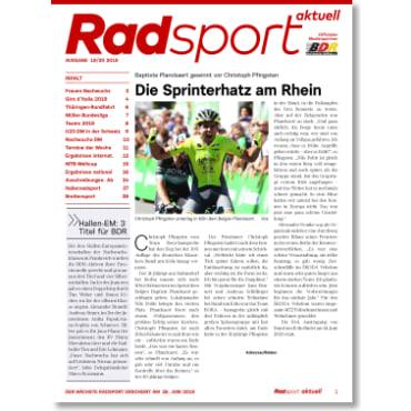 Radsport 19-20/2019