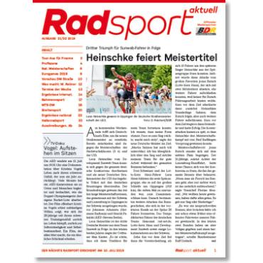 Radsport 21-22/2019