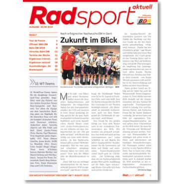 Radsport 25-26/2019