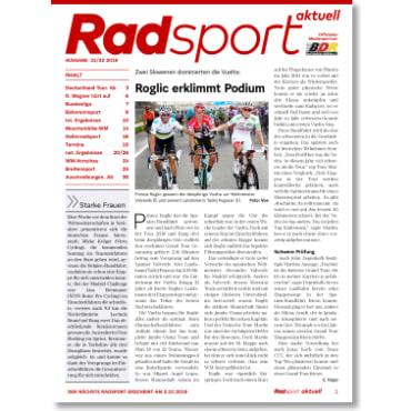 Radsport 31-32/2019