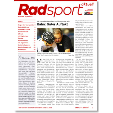 Radsport 35-36/2019