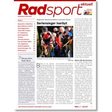 Radsport 37-38/2019