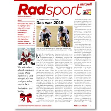 Radsport 41-42/2019